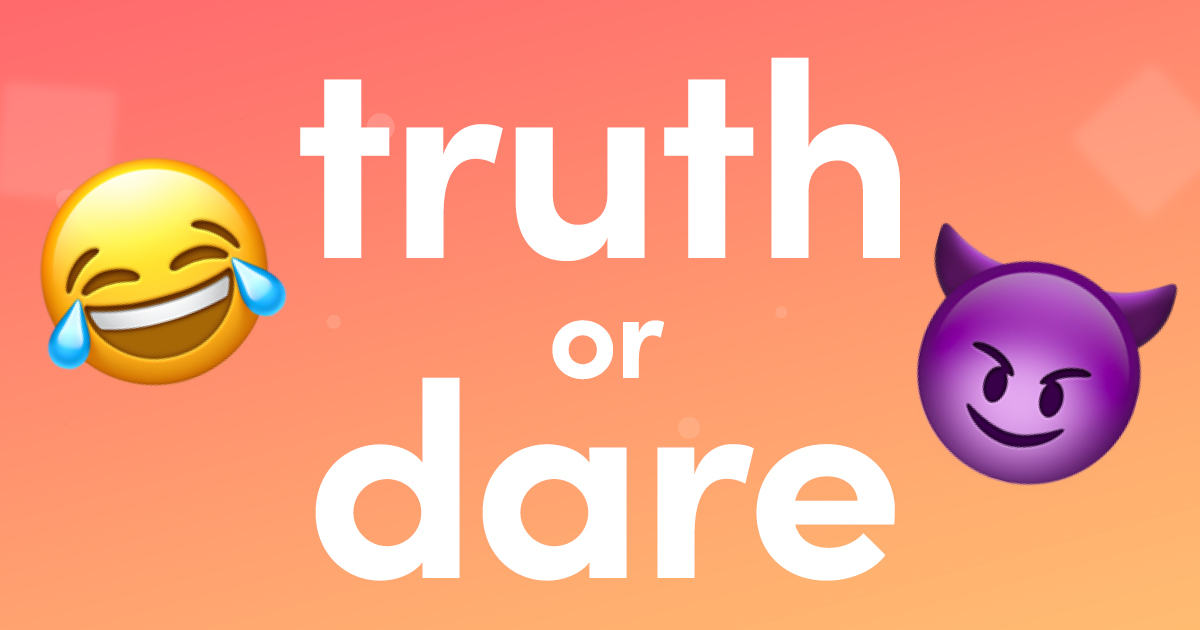 The game rules: How to play Truth or Dare?